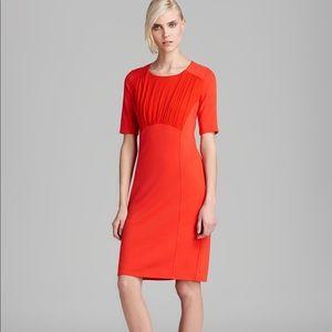 Weekend by Maxmara Orange Rienza Dress.